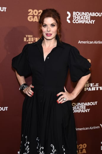 Debra Messing Reflects On Body Image During 'Will & Grace'
