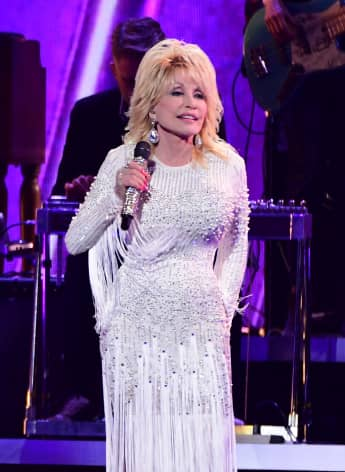"Dolly Parton plans to make a movie based on ""I Will Always Love You""."