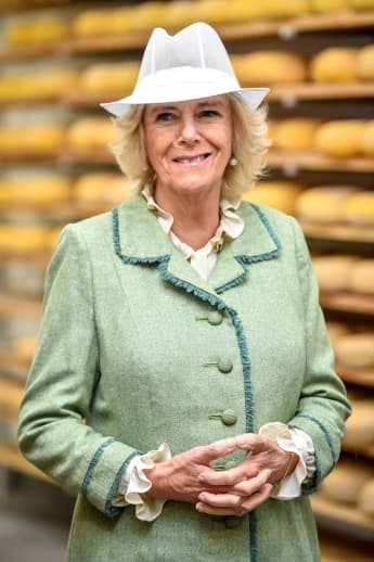 "The Duchess of Cornwall made a joke in Bath about being a ""good wife"" to Prince Charles."