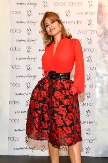 Eva Mendes Shares Her Thoughts On Career And Family