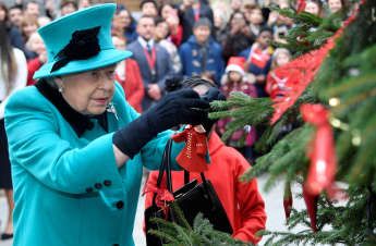 "Royal Family Christmas In Jeopardy But ""Undecided"" For Now, Palace Says"