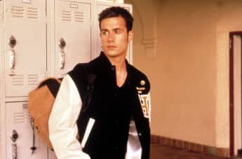 "Freddie Prinze Jr. in the movie ""She's All That"""