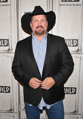 Garth Brooks visits Build at Build Studio on April 08, 2019 in New York City.