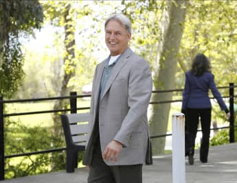 "Mark Harmon as ""Leroy Gibbs"""
