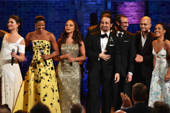 'Hamilton': Lin-Manuel Miranda And Cast On Why The Musical Is Just As Relevant As Ever