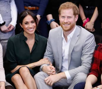 Prince Harry & Meghan Revealed How They Celebrated His Birthday