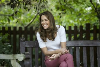 duchess kate battersea park london moms meet-up pictures 2020