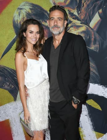 """Hilarie Burton and Jeffrey Dean Morgan attend the Special Screening Of AMC's """"The Walking Dead"""" Season 10 at Chinese 6 Theater– Hollywood on September 23, 2019"""