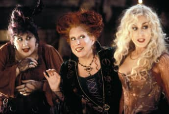 A Hocus Pocus Sequel is in the works with Disney+. Here's all the details.