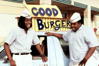 Kel Mitchell and Kenan Thompson