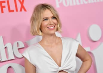 January Jones reveals she did in fact go on some dates with Bachelor alum Nick Viall