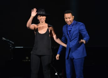 John Legend And Alicia Keys To Battle It Out On Piano For Verzuz Juneteenth Celebration