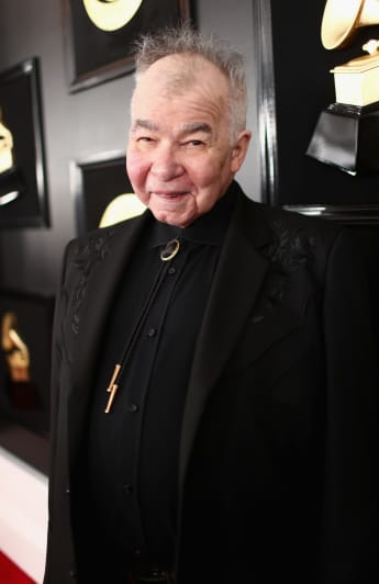 John Prine attends the 61st Annual GRAMMY Awards at Staples Center on February 10, 2019 in Los Angeles, California