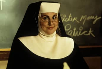 Kathy Najimy in Sister Act 2