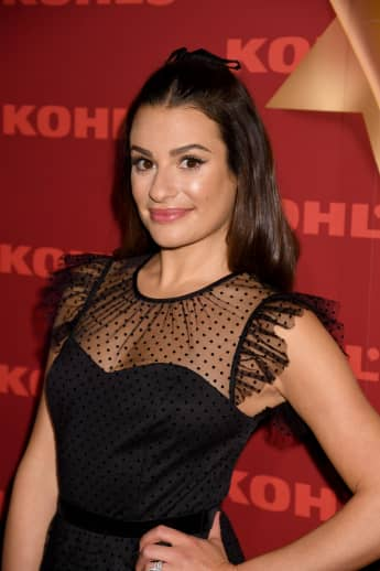 Lea Michele Is Pregnant And Expecting First Child With Husband Zandy Reich