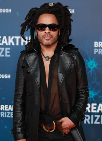 "The Batman: Lenny Kravitz is ""very excited"" too see daughter Zoe playing ""Catwoman""."
