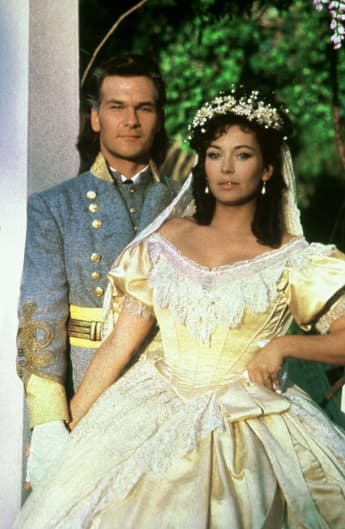 Lesley-Anne Down: This is the North and South star today!