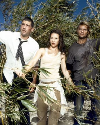 'Lost' Season 1 Cast