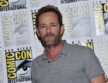 Luke Perry San Diego Comic Con