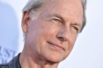 Mark Harmon talked 'NCIS' when he made a rare appearance on 'The Late Show' last week.