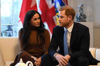 """Duchess Meghan and Prince Harry """"want to commercialise the royal family"""", Tom Bower says."""