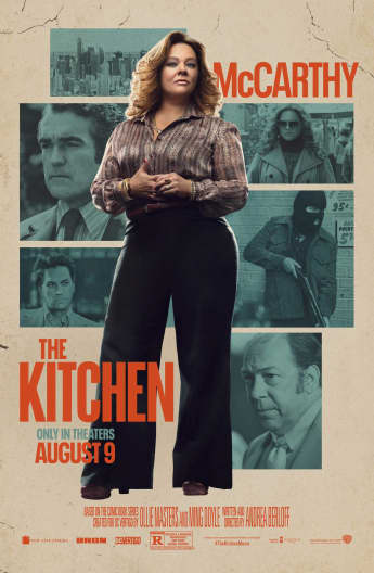 Melissa McCarthy in 'The Kitchen'