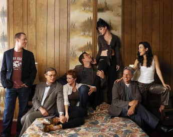 "The cast of ""NCIS"" back in the day"