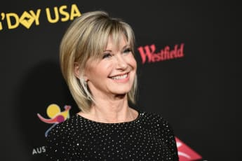 Olivia Newton John in January 2018