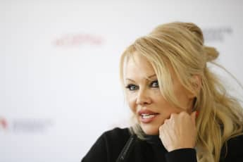 Pamela Anderson a racist? The actress has now responded to the rumors.