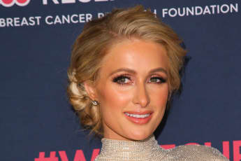 """Paris Hilton attends the Women's Cancer Research Fund's (WCRF) """"An Unforgettable Evening"""" benefit gala at the Beverly Wilshire Hotel in Beverly Hills, California, on February 27, 2020"""