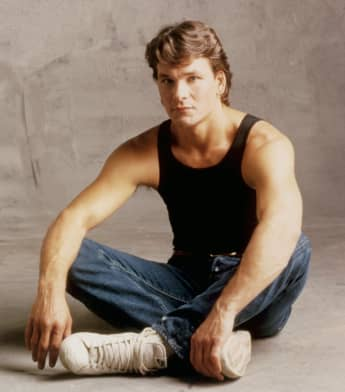 "Patrick Swayze played ""Johnny Castle"" in 'Dirty Dancing'."