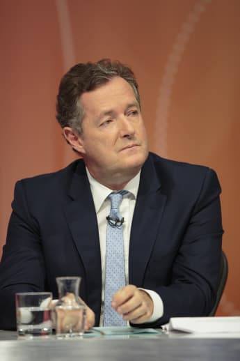 "Piers Morgan Queen's coronavirus speech, ""hit the perfect tone"""
