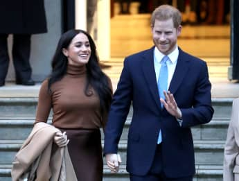 Prince Harry And Meghan Markle Help Out At Homeboy Industries' Gang Rehab Facility in L.A.