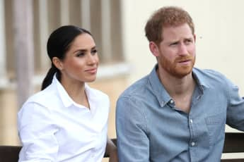 """Prince Harry finding it emotional to carry out his final royal engagements before """"Megxit""""."""