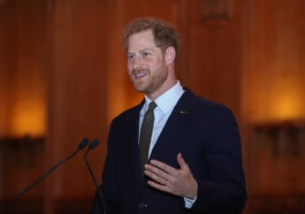 Prince Harry celebrated the 5th anniversary of the Invictus Games with a speech at The Guildhall.