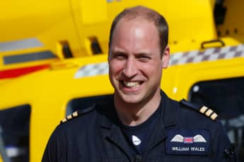 "Prince William ""seriously considering"" a return as air ambulance pilot"