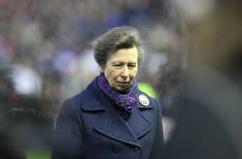 Princess Anne received some extremely sad news during the lockdown