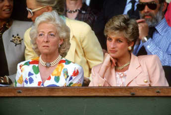 """Princess Diana's Brother: Mother """"Wasn't Cut Out For Maternity"""""""