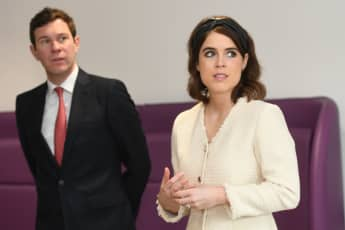 Princess Eugenie And Jack Brooksbank's Baby Likely Won't Receive A Royal Title