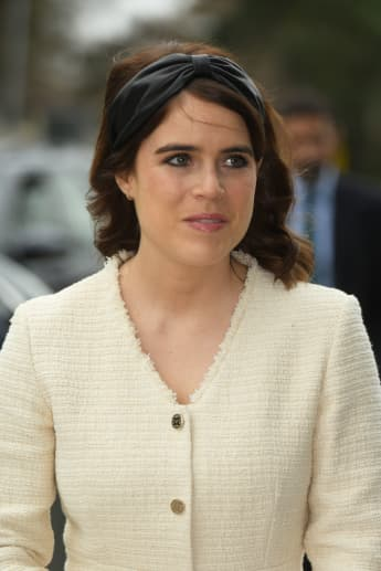 Princess Eugenie Shares Optical Illusion Art Exploring Perspective For Earth Day