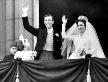 Princess Margaret's wedding: The start of a doomed marriage