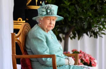 Queen Elizabeth Publicly Strips Ex-Royal Navy Officer Of Royal Honour