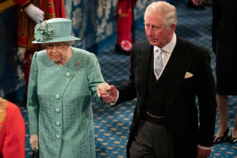 Queen Elizabeth II and Prince Charles reportedly had a emergency meeting about Prince Andrew.