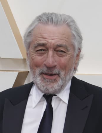 "Robert De Niro Refers To Trump As A ""Crazy Relative"" When Opening Up About Raising Biracial Kids"