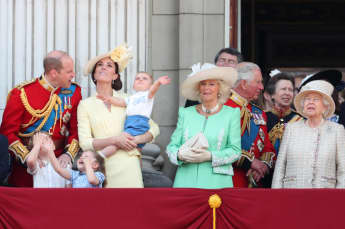 The royal family comes together to thank nurses around the world for their hard work.