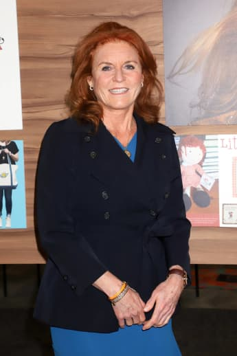 Sarah Ferguson shares emotional reunion picture on social media during lockdown.