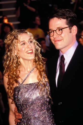 Sarah Jessica Parker and Matthew Broderick Celebrate 23 Years of Marriage.