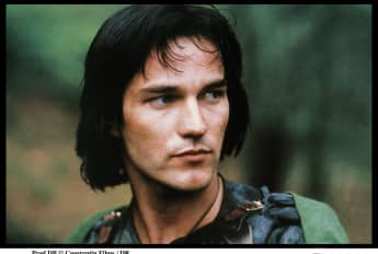 Stephen Moyer: His first ever big-screen role was in Prince Valiant.