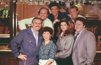 """The """"Cheers"""" Cast"""