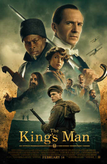 'The King's Man' Gets A Final Trailer And Release Date.
